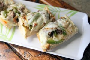 Cheesesteak bread