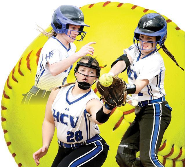On the diamond, ready to shine - Hillsboro Banner: Sports