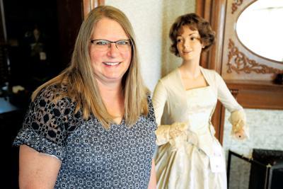 LeAnn Beck and wedding dresses