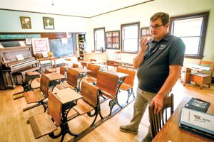 In-a-class-of-its-own:-Historical-Society-celebrating-Bloomfield-School's-centennial