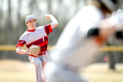 MayPort-CG sophomore pitcher Jake Hutter