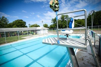 Hillsboro Municipal Pool