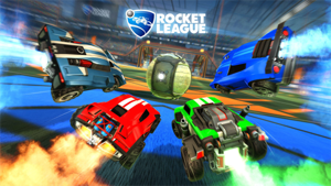 'Rocket League' video game