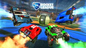 'Rocket League' video game