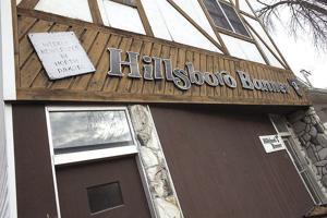 Former Hillsboro Banner building