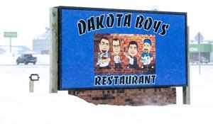 Dakota Boys sign