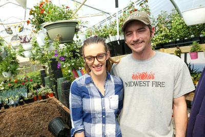 Nikki Adam and Tyler Kent