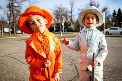 Eddie and Vinny Opp Halloween