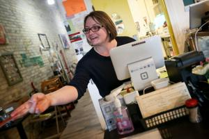 Hillsboro Cafe owner Kate Ehnert