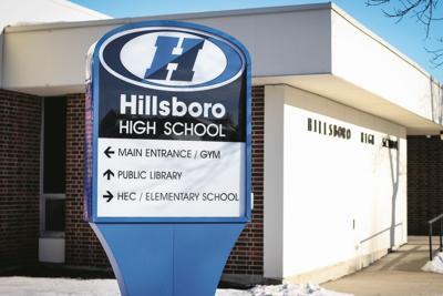 Hillsboro High School mug