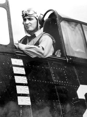 Alfred Frendberg circa 1944