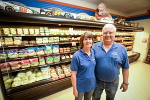 READY-TO-CHECK-OUT:-Longtime-grocers-Dale-and-Doris-Bakken-reflect-on-a-lifetime-spent-serving-shoppers