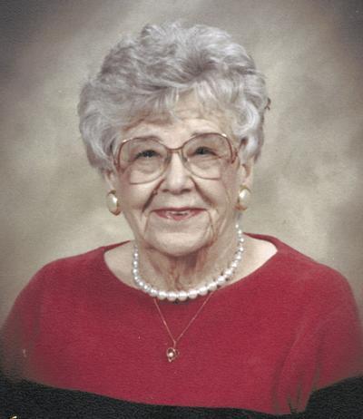 Hazel Ackerman