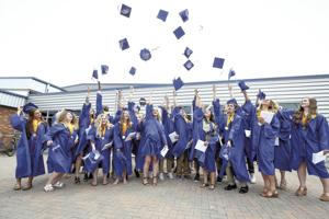 2018 HHS graduates