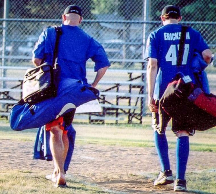 Mark Rerick and Cory Erickson