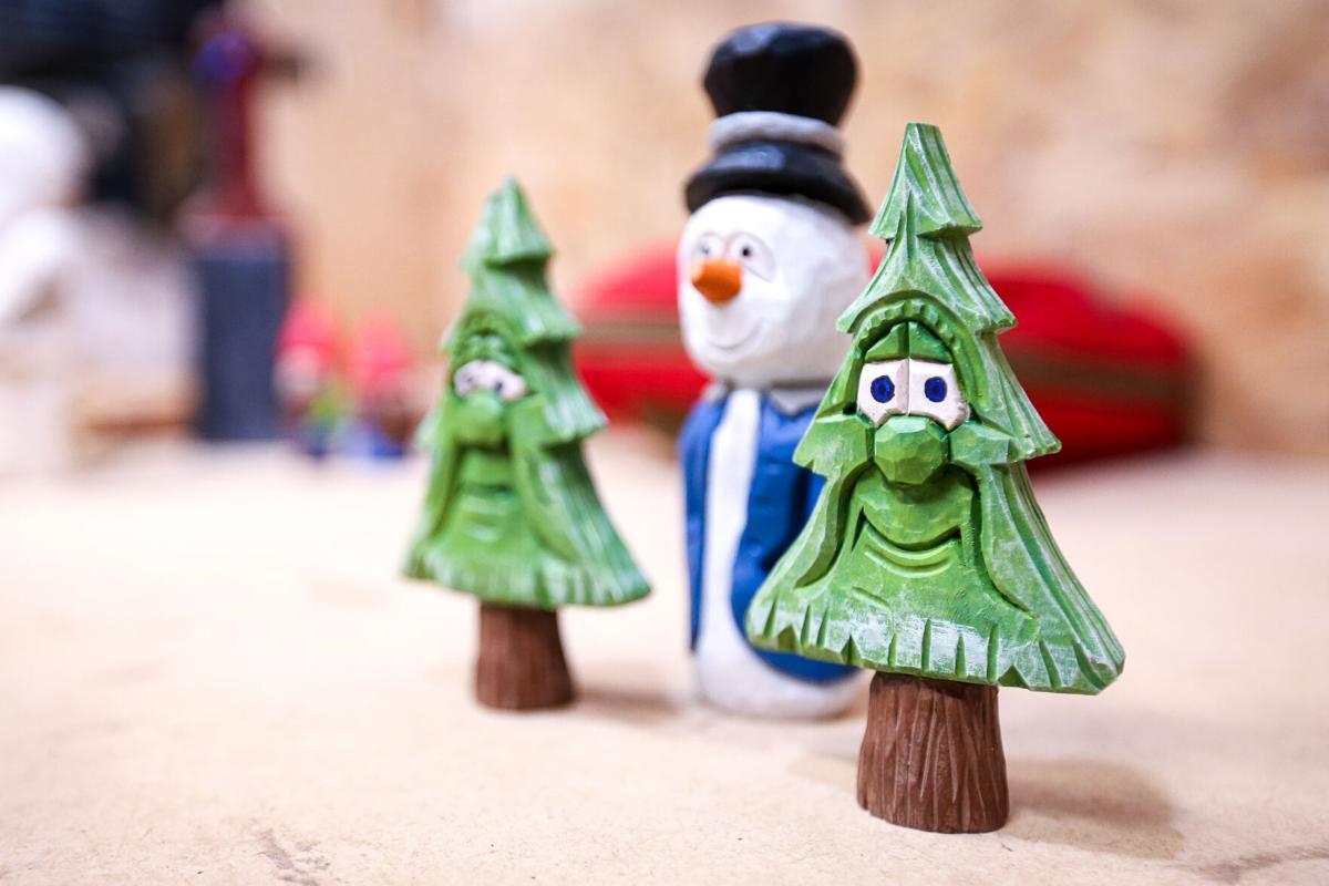 Harstad Christmas trees