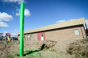 """<p class=""""p1"""">Crews have started dirt work for a planned classroom expansion on the south side of The Learning Circle child care center in Hillsboro.</p>"""