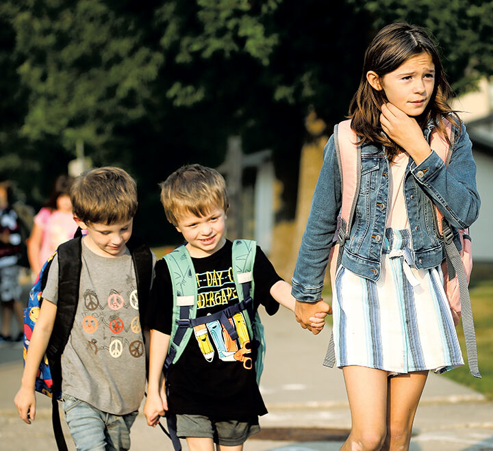 Rebecca Jonas and Alex Jonas
