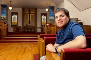 Pastor Rob Salmonson