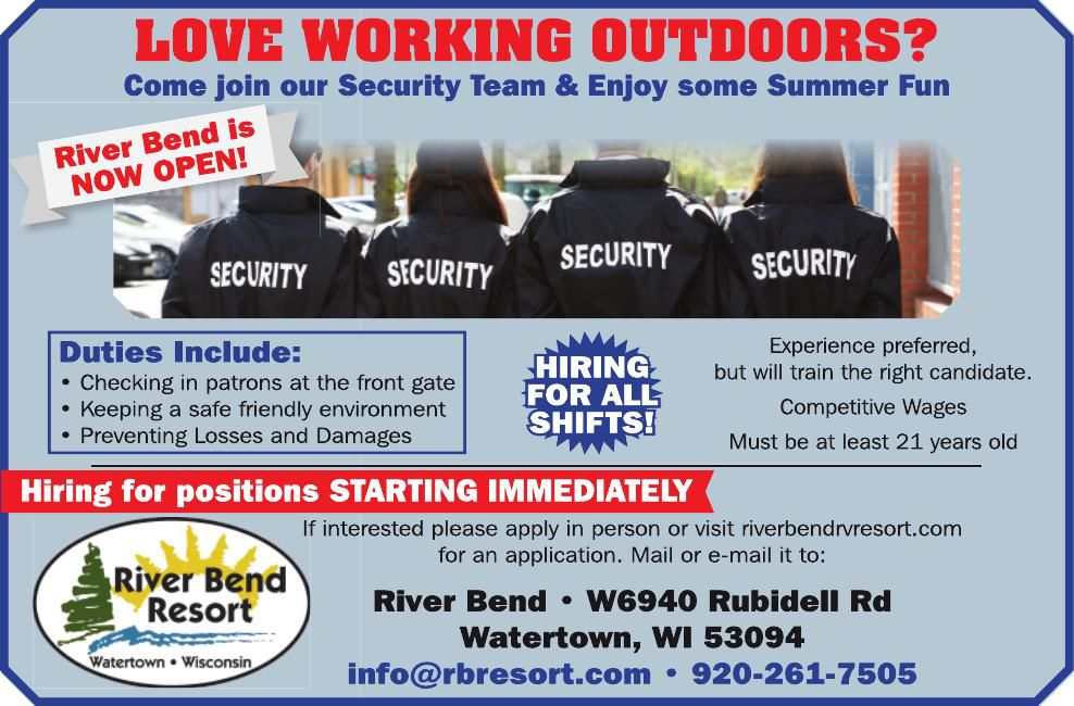River Bend Security