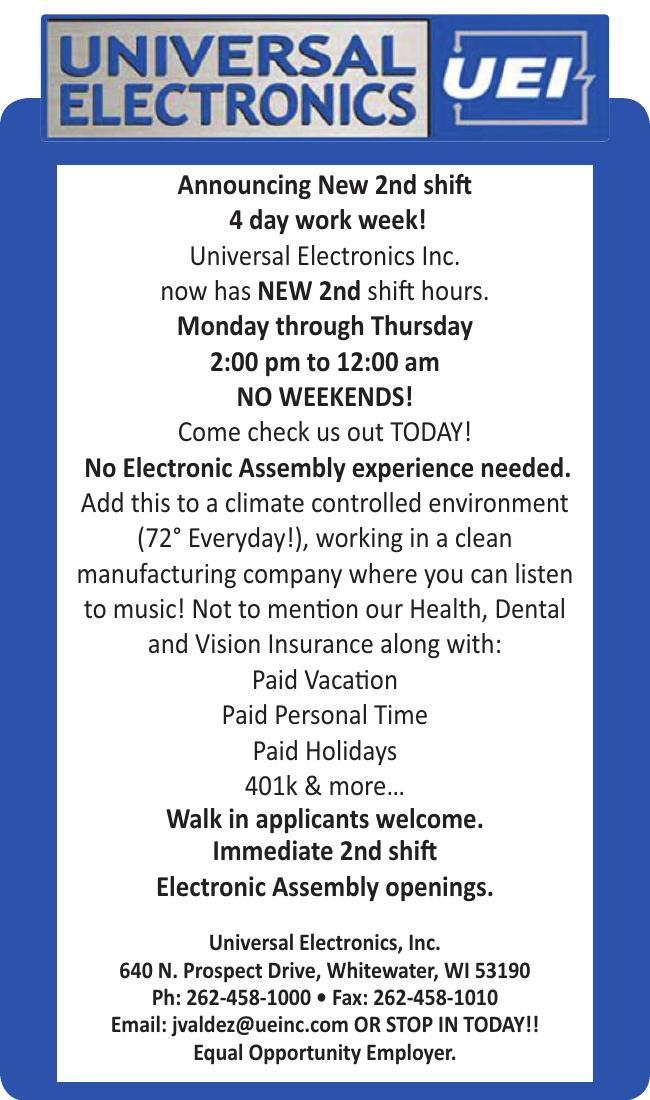 Universal Electronics