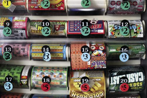 Do some repeat lottery winners play fair?