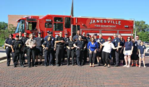 911 center releases street dance video