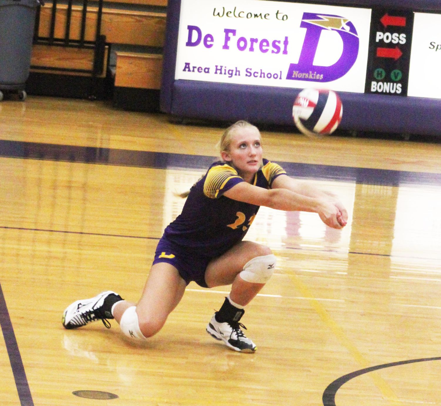 Successful week on the court | DeForest Times |