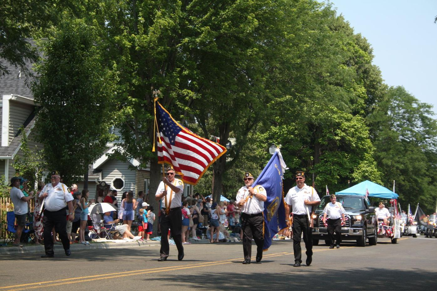 DeForest 4th of July Parade 2021