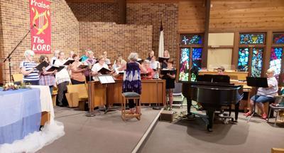 Summer Chorale Concert set for Sunday