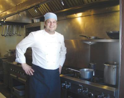 New Restaurant Welcomes Back Chef Robert Hughes Business