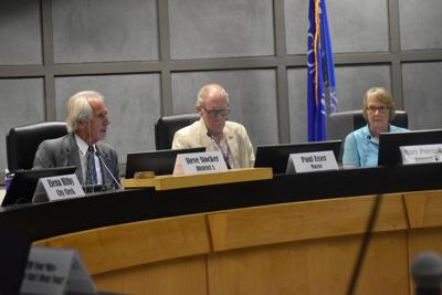 City council back to in-person meetings