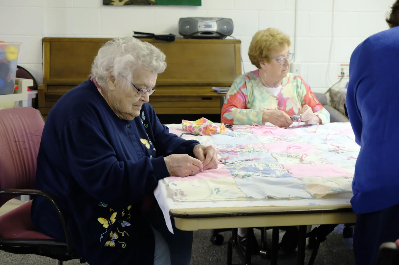 Burke Lutheran Church Women