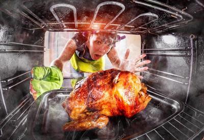 Thanksgiving diasters