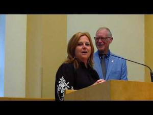 City Clerk Diane Hermann-Brown gets the last word -- 5-16-2017