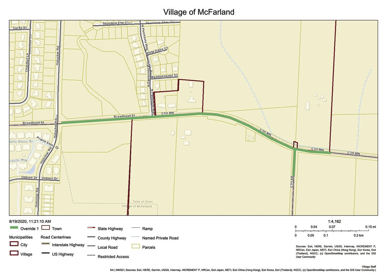 Input from residents sought