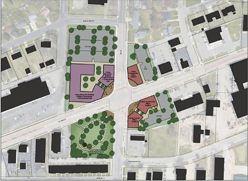 Redevelopment effort focuses on Bird and Main