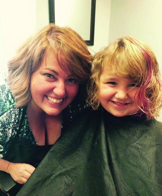 Tales 4 Trims\' trades stories for haircuts | Sun Prairie Star ...