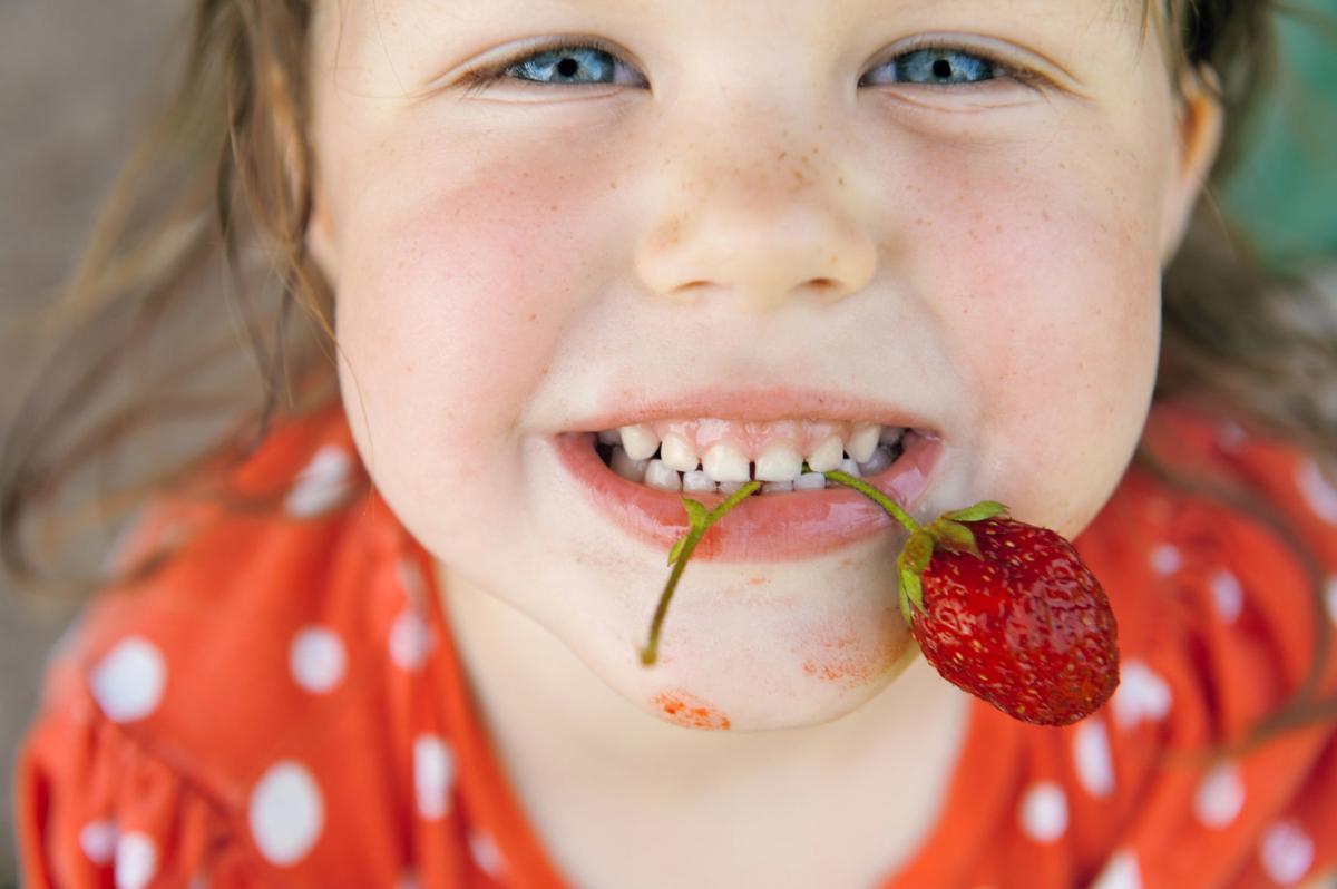 Berry good fun