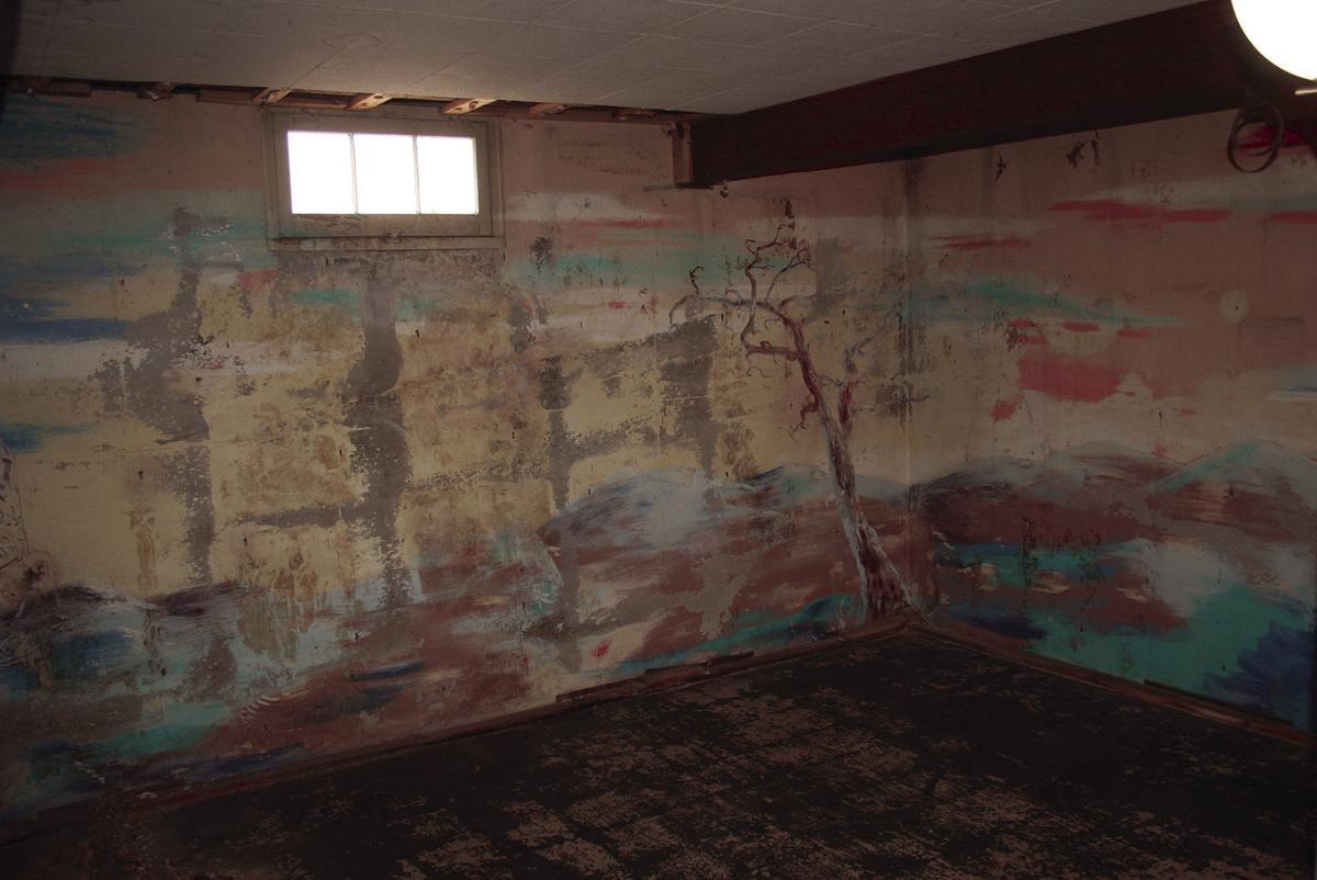 Hidden mural
