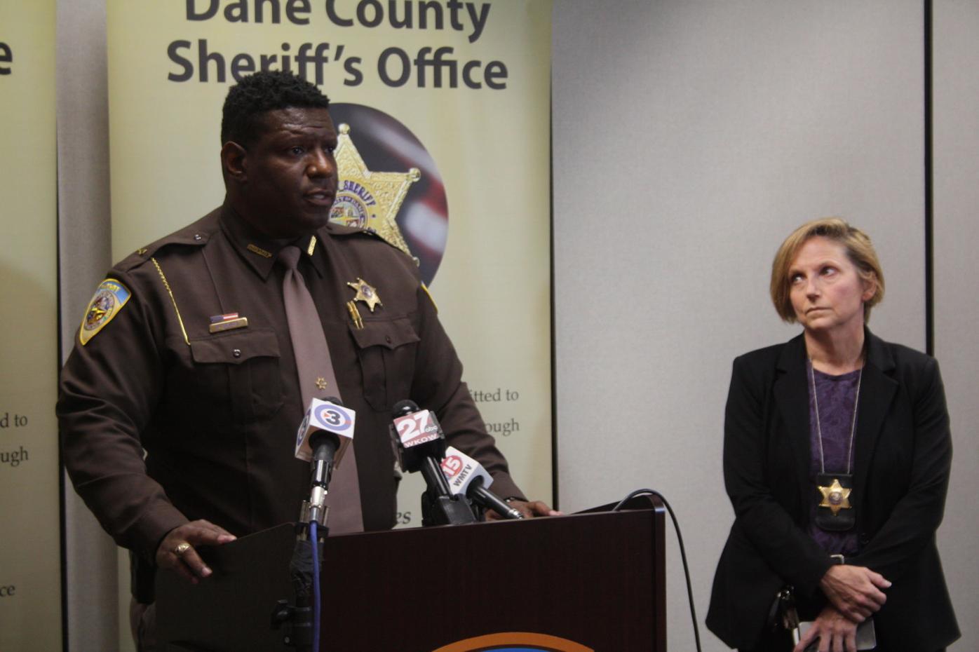 Sheriff's update in Halderson case