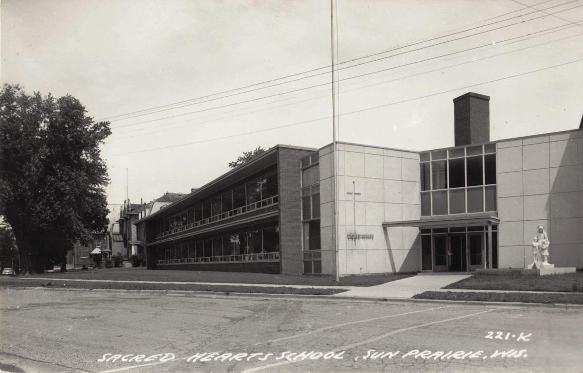 Sacred Hearts School Building