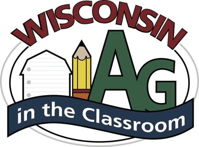 Wisconsin Agriculture in the Classroom logo (2020)
