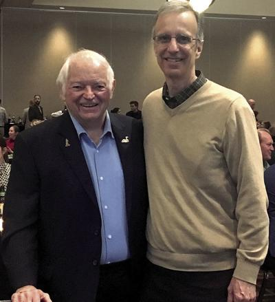 Bill Lunney and Joe Parisi (2019)