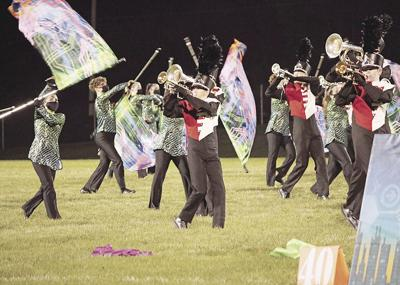 New normal for high school band