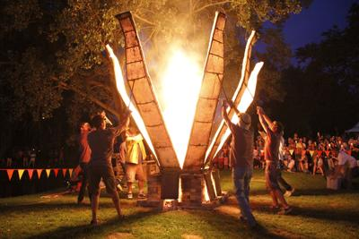2019 Midwest Fire Fest
