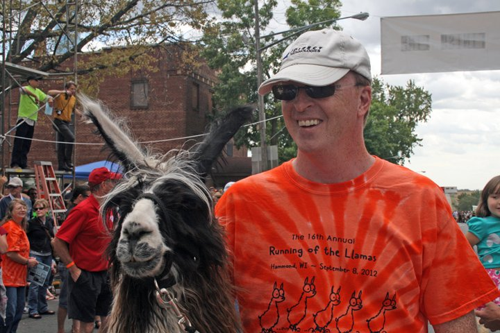 Sun Prairie family to run with llamas | Features | hngnews.com