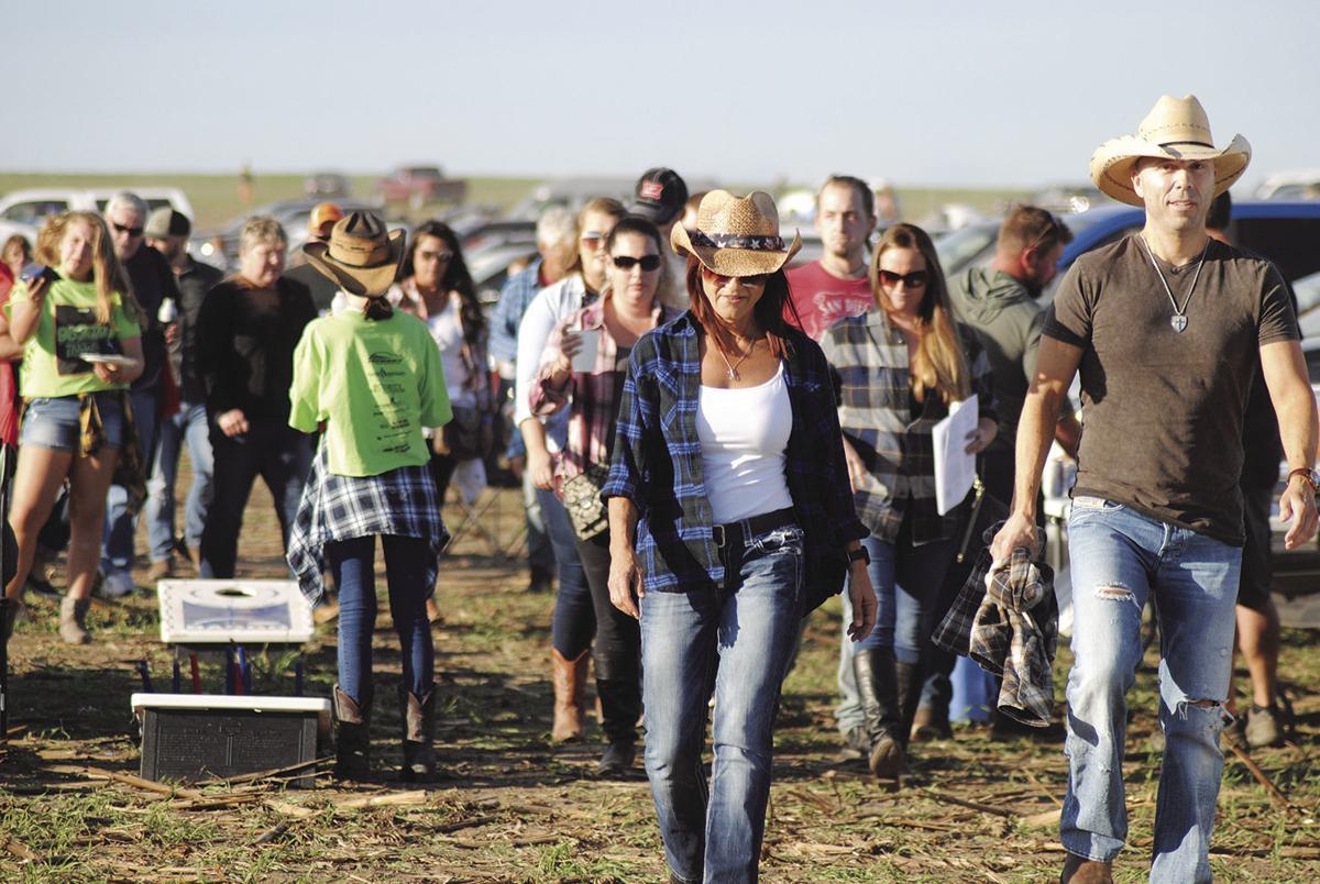 Farm Tour attire