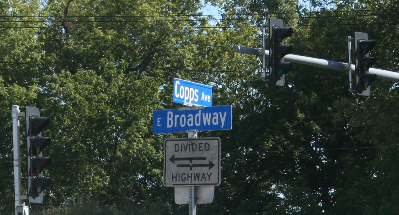 E. Broadway
