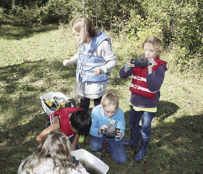 Outdoor education at Big Hill